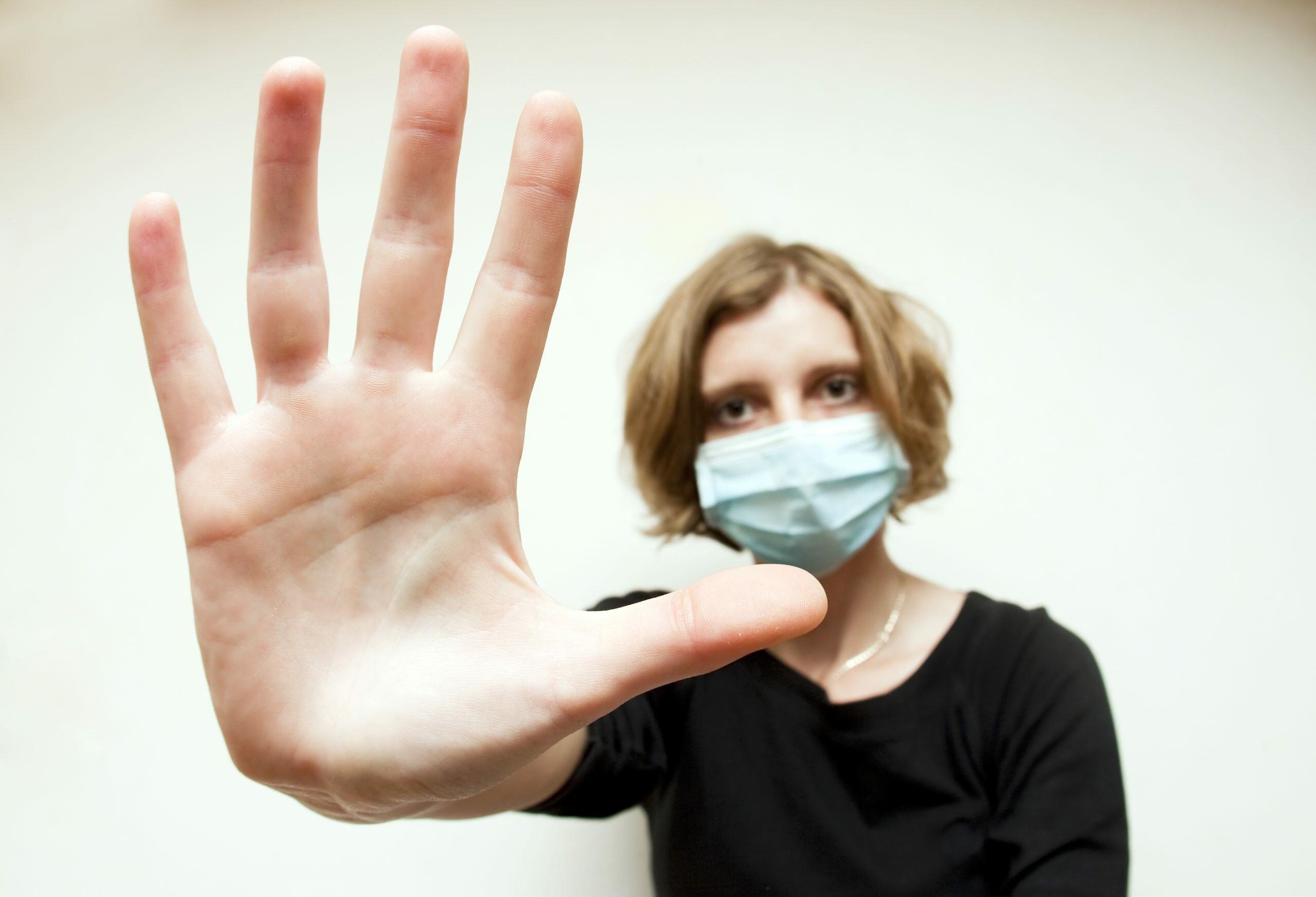Безопасность во время коронавируса